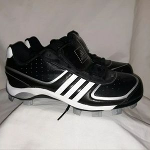 Adidas Softball Shoes Cleats - Size 6.5. Condition